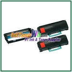Lexmark E260, E360, E460, E462 Compatible Toner Cartridges & Drum Unit - 3 Piece Combo