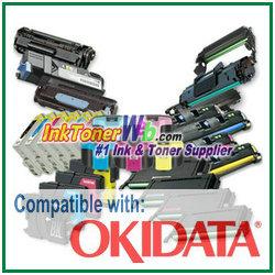 Okidata B series Toner Cartridge Okidata B series printer