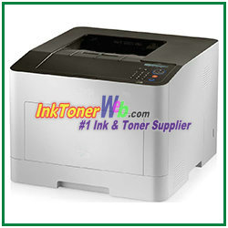 Compatible toner cartridges for use in Samsung CLP-680NDprinter