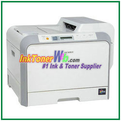 Compatible toner cartridges for use in Samsung CLP-510N printer