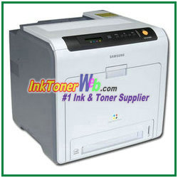 Compatible toner cartridges for use in Samsung CLP-610ND printer