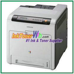 Compatible toner cartridges for use in Samsung CLP-660NDprinter