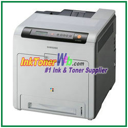 Compatible toner cartridges for use in Samsung CLP-660Nprinter