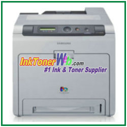 Compatible toner cartridges for use in Samsung CLP-670Nprinter