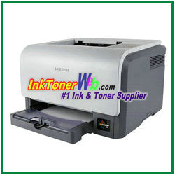 Compatible toner cartridges for use in Samsung CLP-300 printer