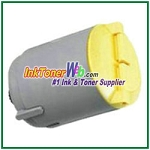 Yellow Toner Cartridge Compatible with Samsung CLP-Y300A