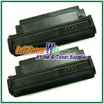 Toner Cartridge Compatible with Samsung ML-2150D8 - 2 Piece