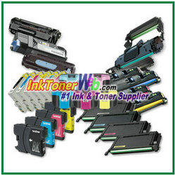 #1 Ink & Toner Supplier - InkTonerWeb.com