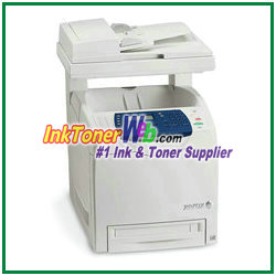 Xerox Phaser 6180MFP/N Toner Cartridge Xerox Phaser 6180MFP/N printer