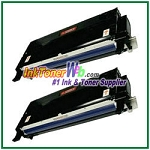 Xerox 113R00726 Compatible High Yield Black Toner Cartridge for Phaser 6180 series - 2 Piece