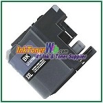 Brother LC107BK (XXL Series) Super High Yield Compatible Black ink Cartridge