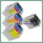 Brother LC51 Compatible ink Cartridges - 14 Piece Combo