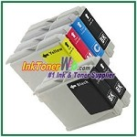 Brother LC51 Compatible ink Cartridges - 6 Piece Combo