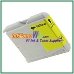 Brother LC51Y Compatible Yellow ink Cartridge