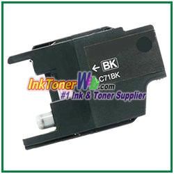 Brother LC71BK Compatible Black ink Cartridge