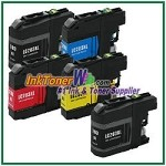 Brother LC203XL Compatible ink Cartridges - 5 Piece Combo