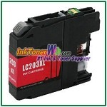 Brother LC203M XL Compatible Magenta ink Cartridge