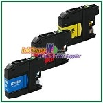Brother LC203XL Compatible Color ink Cartridges - 3 Piece Combo