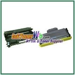 Brother TN330 & DR360 Compatible Toner Cartridge & Drum Unit - 2 Piece Combo