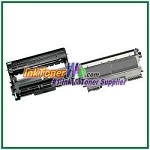 Brother TN420 & DR420 Compatible Toner Cartridge (High Yield) & Drum Unit - 2 Piece Combo