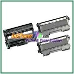 Brother TN420 & DR420 Compatible Toner Cartridge (High Yield) & Drum Unit - 3 Piece Combo