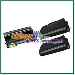 Brother TN-670 & DR-600 Compatible Toner Cartridge & Drum Unit - 3 Piece Combo