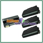 Brother TN-670 & DR-600 Compatible Toner Cartridge & Drum Unit - 4 Piece Combo