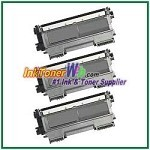 Brother TN420 Compatible Toner Cartridges (High Yield) - 3 Piece