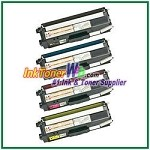 Brother TN-315BK TN-315C TN-315M TN-315Y High Yield Compatible Toner Cartridges - 4 Piece Combo