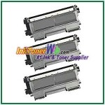 Brother TN450 High Yield Compatible Toner Cartridges - 3 Piece