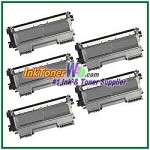 Brother TN420 Compatible Toner Cartridges (High Yield) - 5 Piece