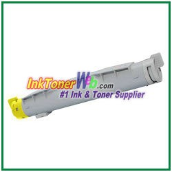 Brother TN-12Y Compatible Yellow Toner Cartridge