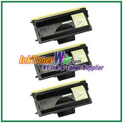 Brother TN-700 Compatible Toner Cartridges - 3 Piece