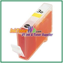 Canon BCI-3e BCI-3eY Compatible Yellow ink Cartridge