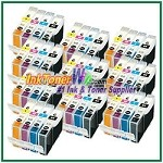 Canon BCI-6 Compatible ink Cartridges - 40 Piece Combo