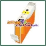 Canon BCI-6 BCI-6Y Compatible Yellow ink Cartridge
