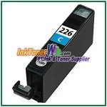 Canon CLI-226 CLI-226C Compatible Cyan ink Cartridge