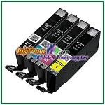 Canon CLI-251XL Compatible ink Cartridges - 4 Piece Combo