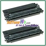 Canon E40 Compatible Toner Cartridges - 2 Piece