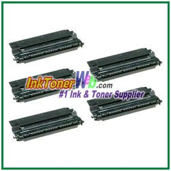Canon E40 Compatible Toner Cartridges - 5 Piece