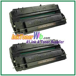 Canon FX-4 Compatible Toner Cartridges - 2 Piece