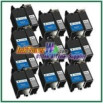 Dell Series 21 Compatible ink Cartridges - 20 Piece Combo