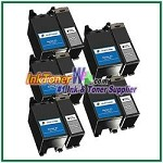 Dell Series 21 Compatible ink Cartridges - 10 Piece Combo