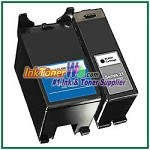 Dell Series 21 Compatible ink Cartridges - 2 Piece Combo