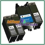 Dell Series 22 Compatible ink Cartridges - 4 Piece Combo