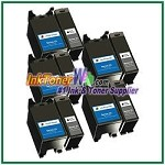 Dell Series 23 Compatible ink Cartridges - 10 Piece Combo