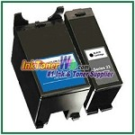 Dell Series 23 Compatible ink Cartridges - 2 Piece Combo