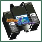 Dell Series 24 Compatible ink Cartridges - 3 Piece Combo