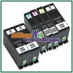 Dell Series 31 Compatible ink Cartridges - 6 Piece Combo