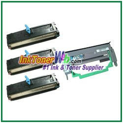 Dell 1125 Compatible Imaging Drum & Toner Cartridges - 4 Piece Combo